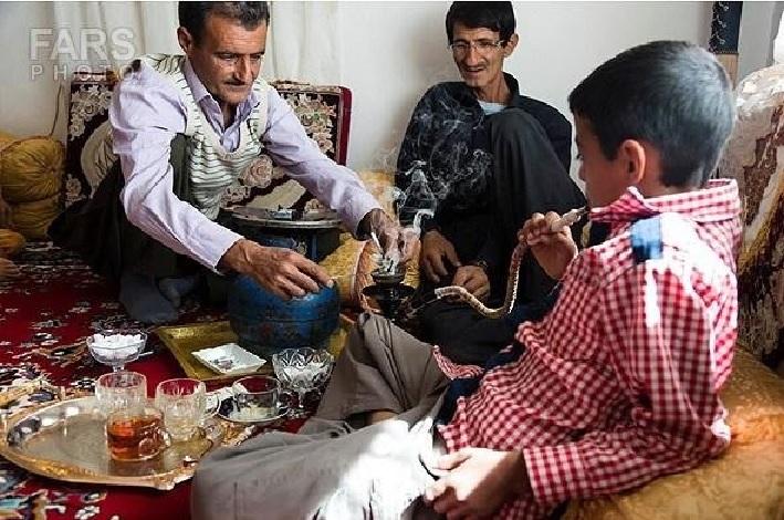 نخستین مرکز ترک اعتیاد کودکان در تهران
