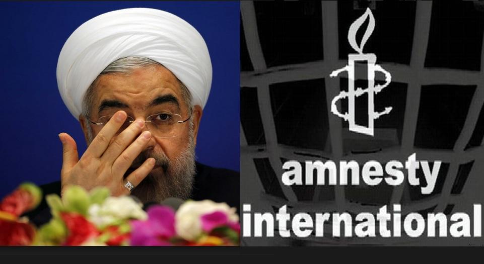 عفو بینالملل: ایران تهدید به تسریع اعدام ۱۰ زندانی در اعتصاب غذا کرده است