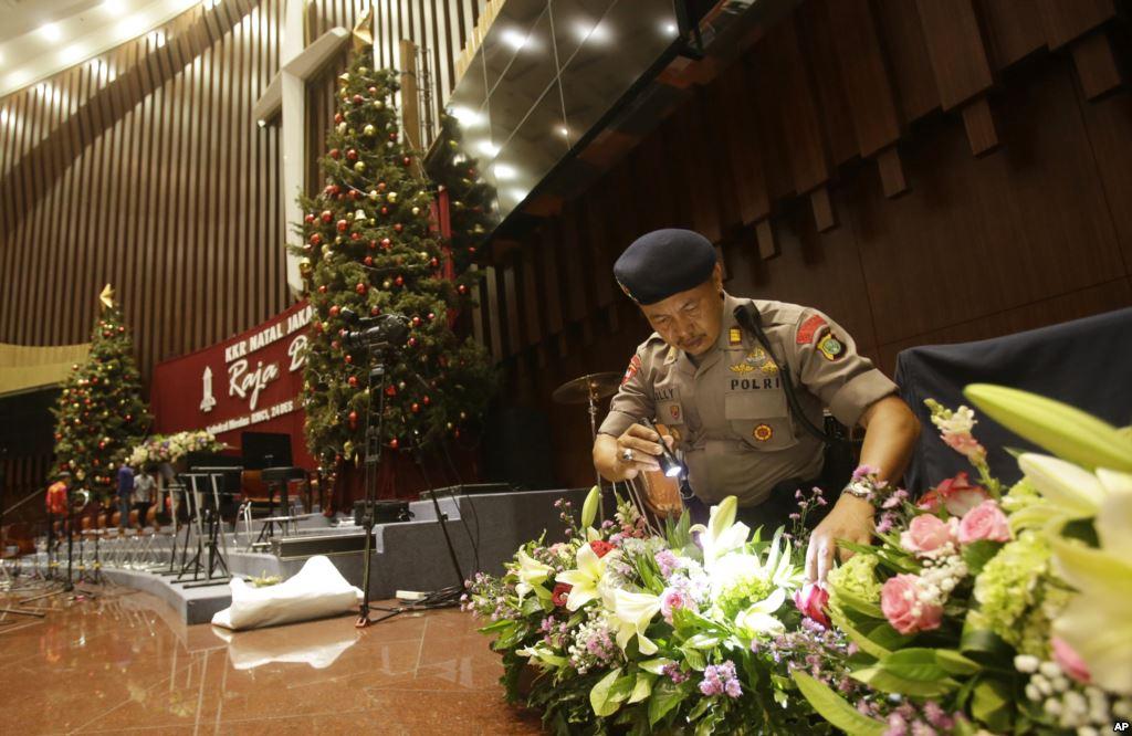 افزایس تدابیر امنیتی در روز کریسمس در برخی از کشورها
