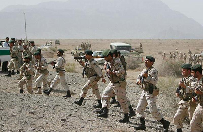 چند مامور سپاه در درگیری مسلحانه در مرز سراوان کشته شدند