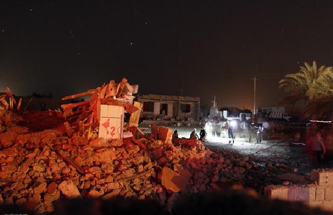 زلزله بوشکان نیروگاه اتمی بوشهر را به لرزه در آورد