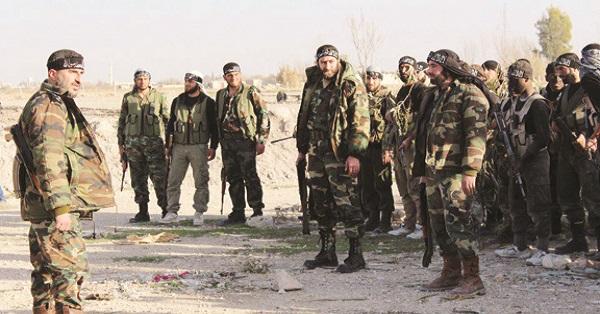 گروه سنی جیش الاسلام حومه شرقی دمشق را تصرف کرد