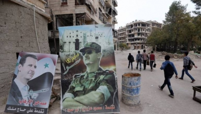 اشپیگل: سوریه تاسیسات محرمانه اتمی داشته و بدنبال بمب اتم است
