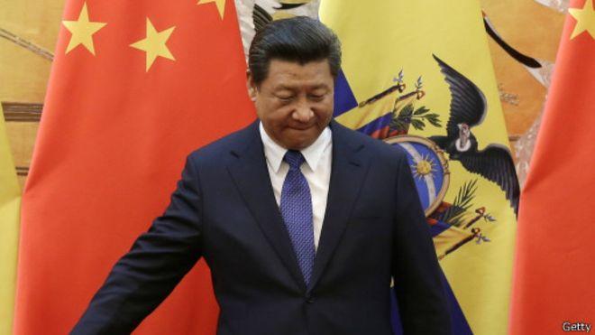 مفام ارشد امنیتی چین به اتهام فساد بازداشت شد