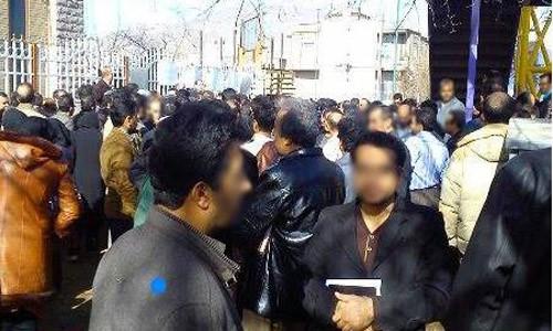 اعتصاب معلمان در ۱۰ شهر مختلف ایران