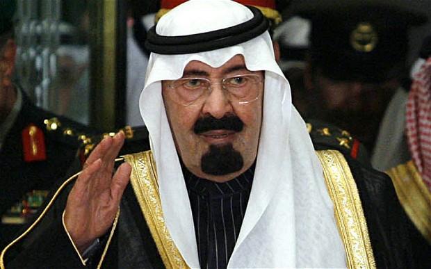 پادشاه عربستان سعودی، ملک عبدالله در سن ۹۰ سالگی درگذشت