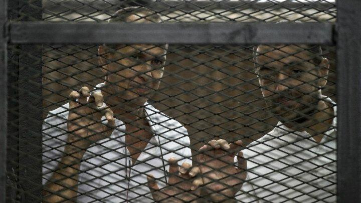 مصر یکی از روزنامهنگاران شبکه الجزیره را آزاد کرد