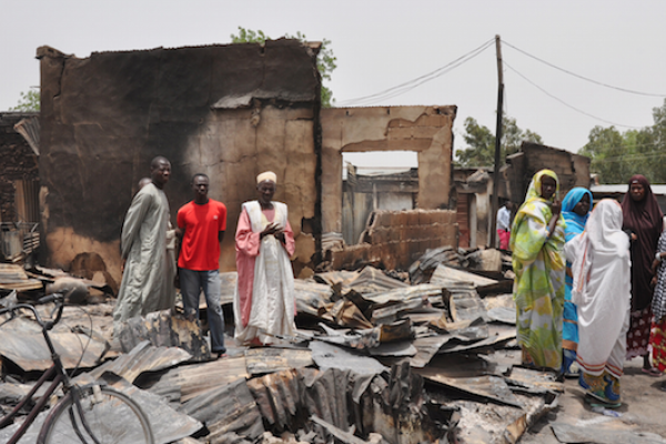 """بوکو حرام """"هفتاد تن"""" را در روستایی در کامرون کشت"""