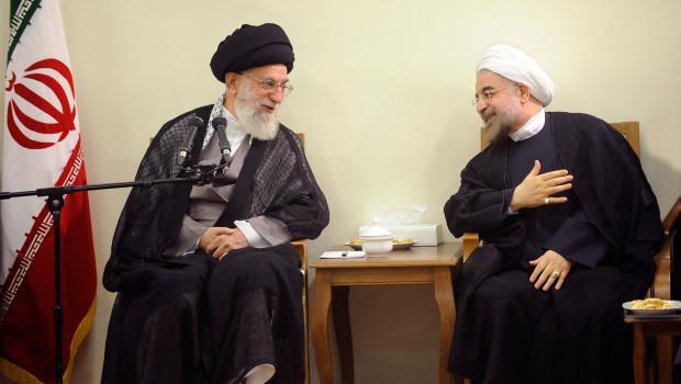چهار نقطه شکاف میان خامنهای و روحانی
