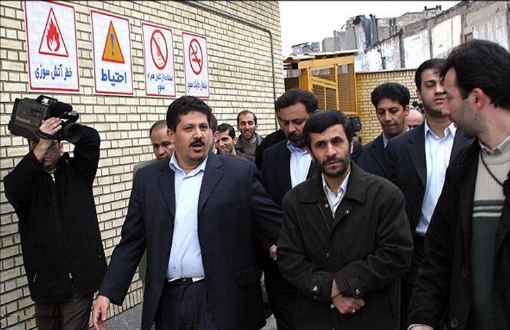 رشوه 5 میلیون دلاری استات اویل به مهدی هاشمی