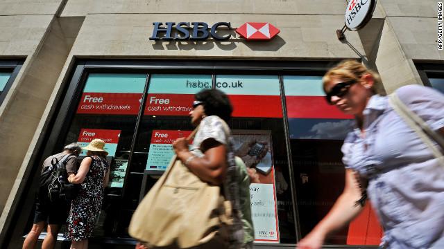 بانک بریتانیایی «اچاسبیسی» به همکاری در تخلفات مالیاتی مشتریان خود اعتراف کرد
