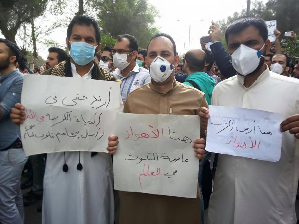 استاندار خوزستان اعتراف کرد که دستکاری در طبیعت وخشکاندن هور العظیم بخاطر غارت نفت و سود بیشتر بود