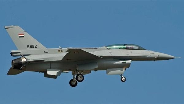 حمله جنگندههای اف_۱۶ مصر به مواضع داعش در لیبی