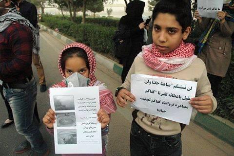 افشاگری روزنامه خراسان در مورد دلایل پشت پرده ریزگردها و غبار کشنده در خوزستان