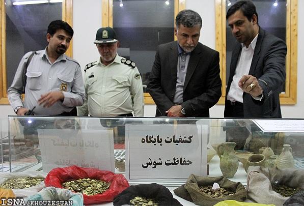 افزایش جرایم مرتبط با میراث فرهنگی در ایران