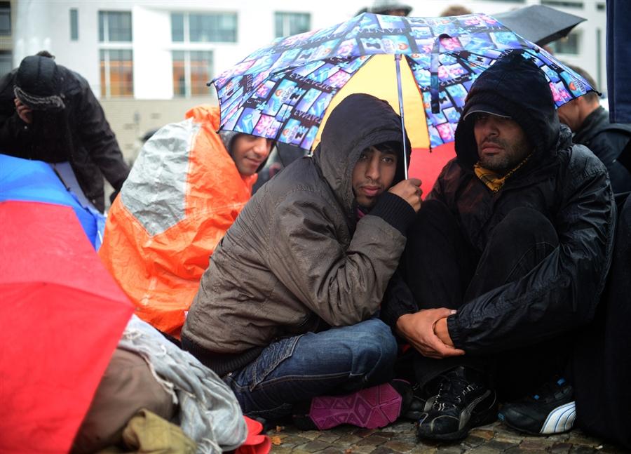 روند رو به رشد پناهندگی و مهاجرت به آلمان