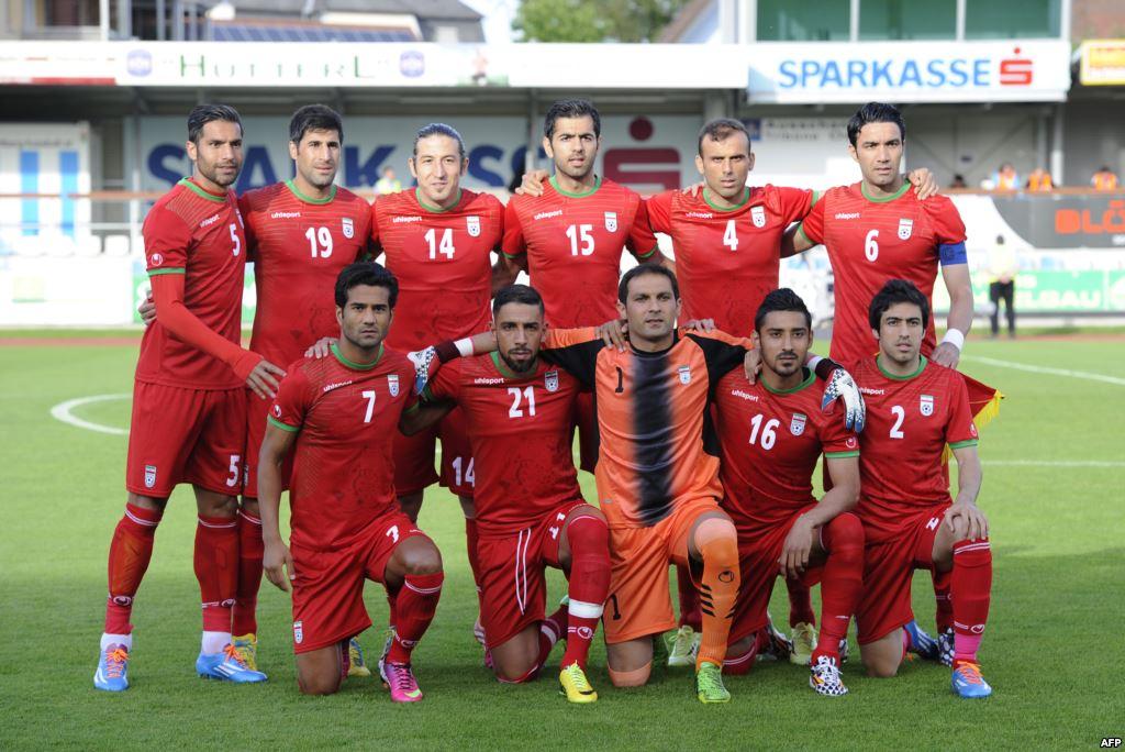 صعود ۱۰ پلهای تیم ملی فوتبال ایران در ردهبندی فیفا