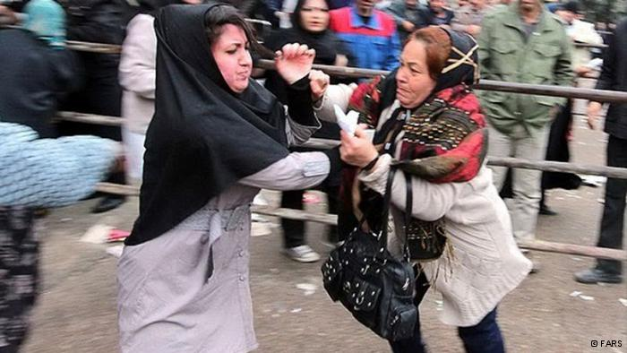 آسیبدیدگی «بیش از ۹۱ هزار نفر» بر اثر نزاع در تهران
