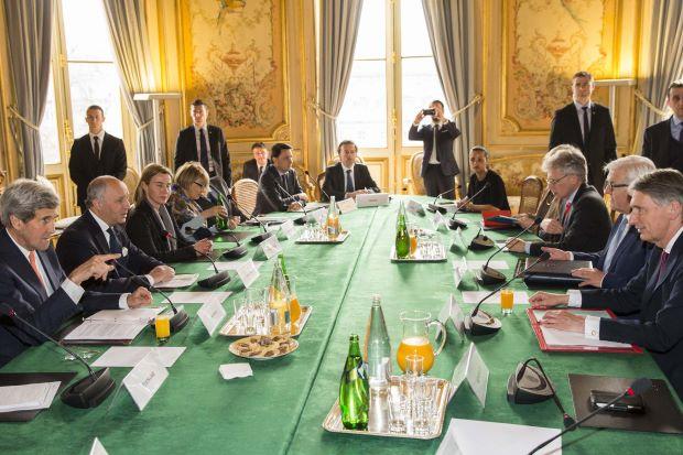 رویترز: مذاکره قدرتهای جهانی برای صدور قطعنامه شورای امنیت در مورد ایران
