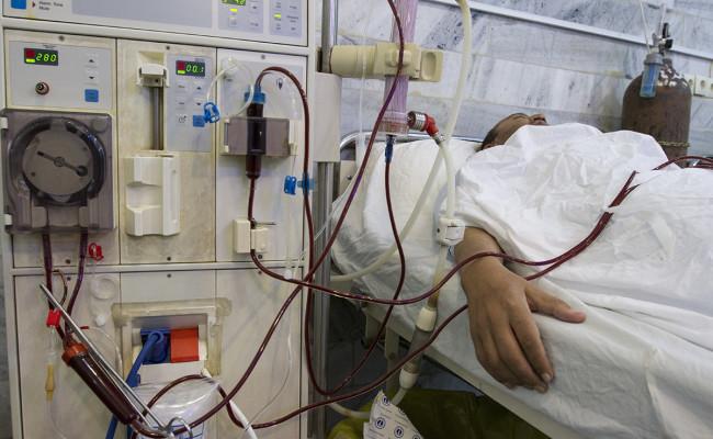 بیماران کلیوی ایران برای پیوند کلیه به کردستان عراق میروند