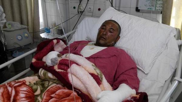 آخرین وضعیت یونس عساکره در بیمارستان