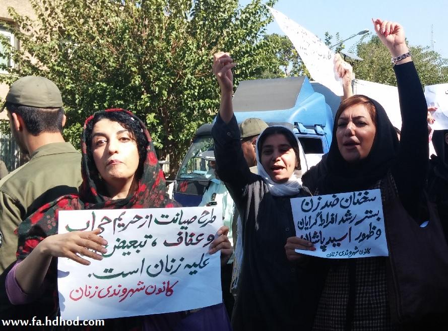 زنان ایران در یکسال: اسیدپاشی، حجاب و اعدامهای یواشکی