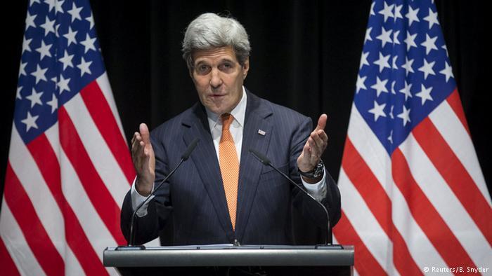 جان کری: بدون همکاری کامل ایران توافقی در کار نخواهد بود