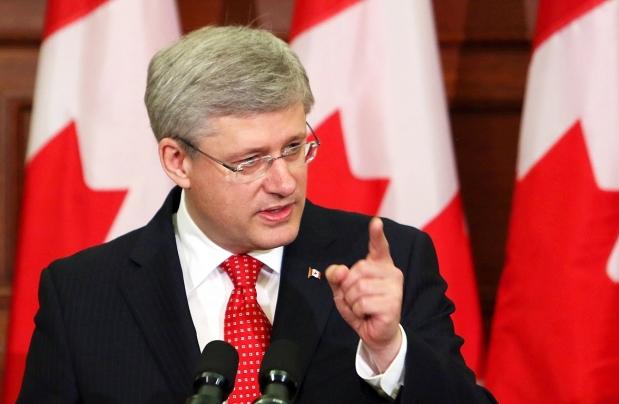 حمله شدید اللحن نخست وزیر کانادا به ایران