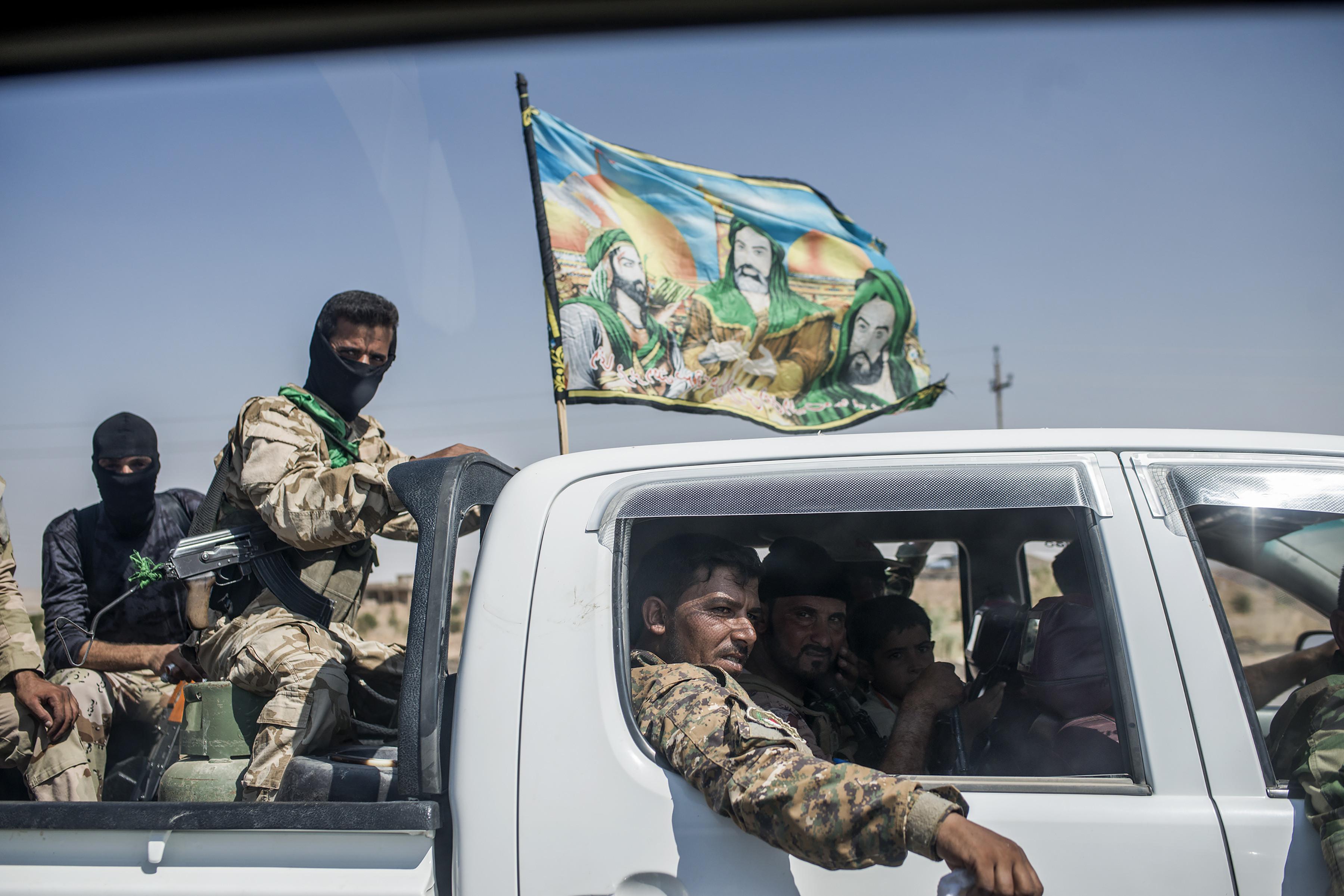 ایران ۳۰ هزار سرباز و کارشناس نظامی به عراق فرستاده است