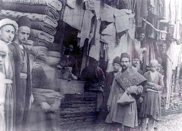 نامهاي قديمي تهران از كجا آمده است؟