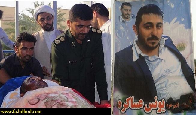 درباره عکس یادگاری فرمانده سپاه با بدن سوخته عساکره