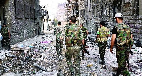 ادلب دومین شهر استراتژیک سوریه از کنترل نیروهای بشار اسد خارج شد