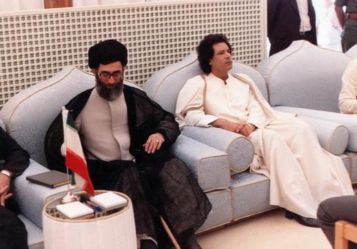 محمد جواد ظریف رژیم تهران را در مسیر رژیم معمر القذافی قرارداد