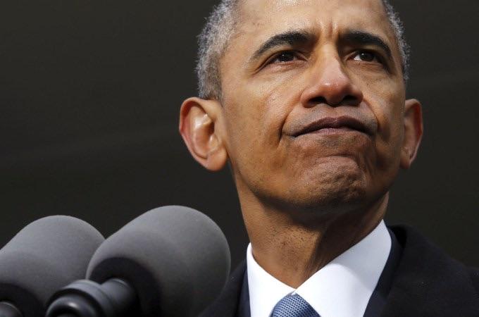 جلسه محرمانه اوباما با خبرنگاران برای جلب حمایت نسبت به توافق با ایران