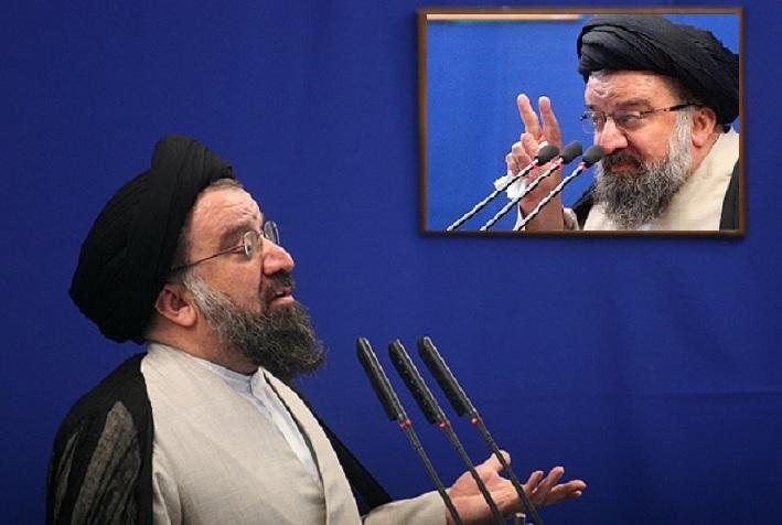 احمد خاتمی: در توافق هستهای ساخت سلاح متوقف نمیشود، فقط بمب اتم نمیسازیم
