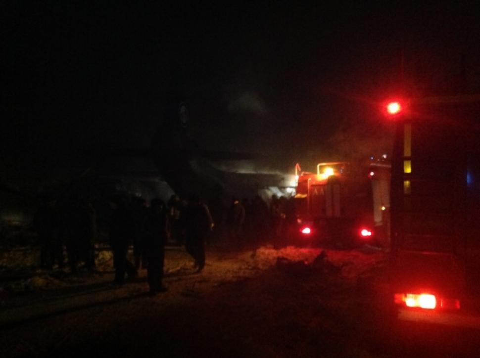 آتشسوزی در منطقه سیبری روسیه بیش از صد ساختمان را ویران کرده است