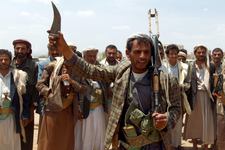 تحولات یمن - ورود ناو هواپیمابر و ناو موشک انداز جدید آمریکا به آبهای یمن