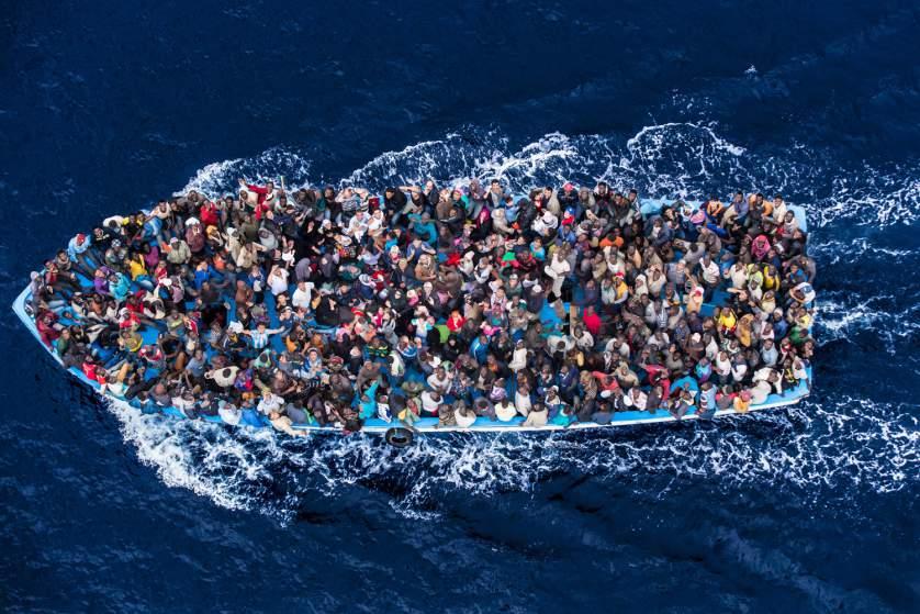 کمکهای بیشتر سران اروپا برای نجات پناهجویان در مدیترانه