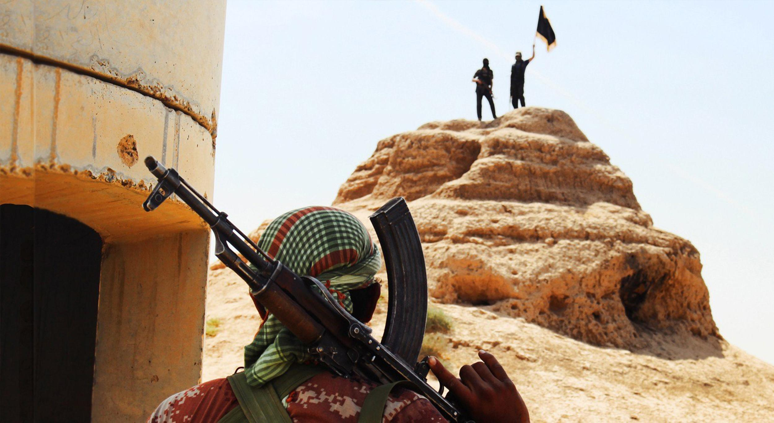 ترکیه خواستار عملیات نظامی زمینی علیه داعش شد
