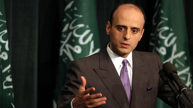 عادل الجبیر سفیرعربستان سعودی در واشنگتن جانشین قدیمی ترین وزیر امور خارجه جهان شد