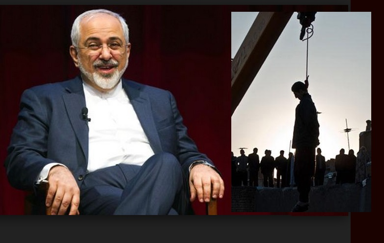 """حمله به ظریف پس از تکرار """"دروغ احمدی نژاد"""""""