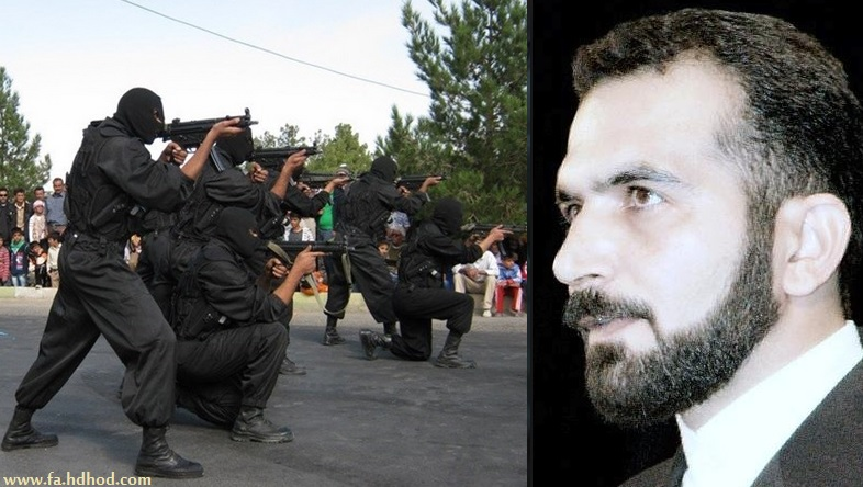 ضرب و شتم مسعود كنعانى فعال محيط زيست عرب اهوازی توسط نیروهای امنیتی