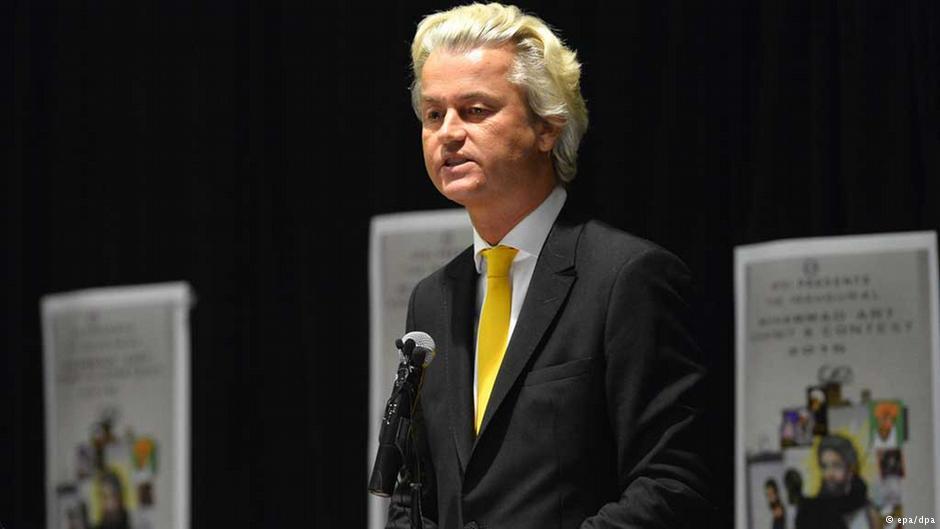 گرت ویلدر، سیاستمدار هلندی که از منتقدان اسلام و نفوذ آن در اروپا است