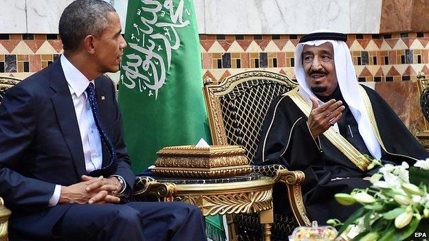 اوباما عربهاي سني را از دست ميدهد
