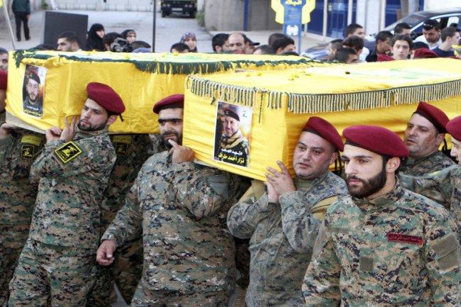 دهها تن از شبه نظامیان حزب الله لبنان در جنوب سوريه کشته شدند