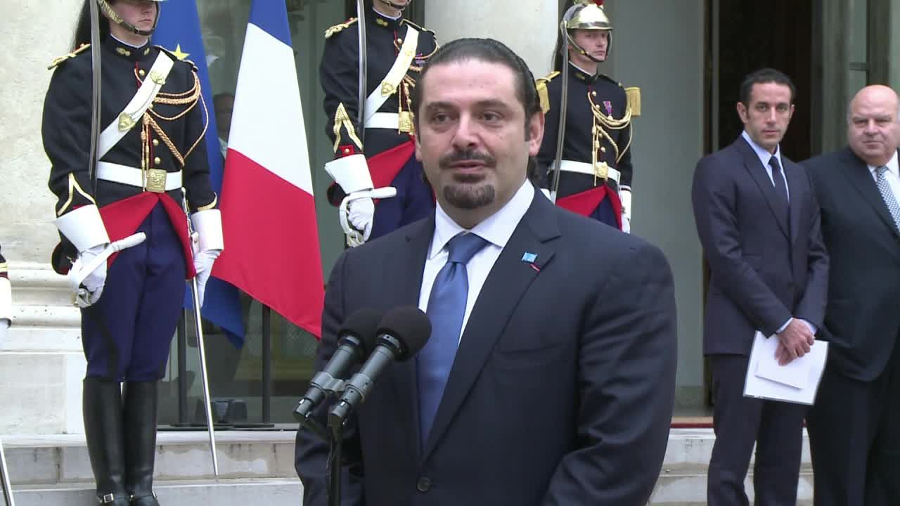 سعد حريري: اسد دارد غرق ميشود