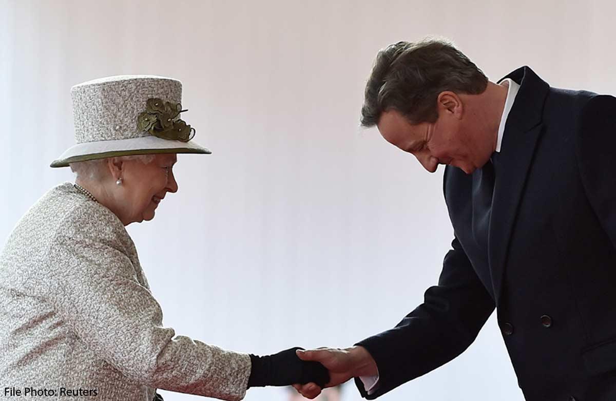 ملكه انگليس طرح جدايی از اروپا را اعلام كرد