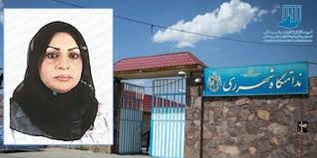 """""""بسمه جبوری"""" زندانی عراقی الاصل در  ایران دست به اعتصاب غذا زد"""