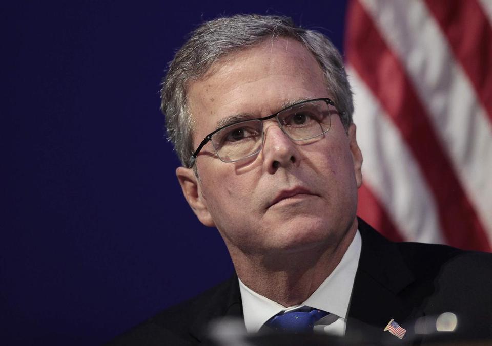 جب بوش رسما وارد کارزار انتخابات ریاست جمهوری آمریکا شد