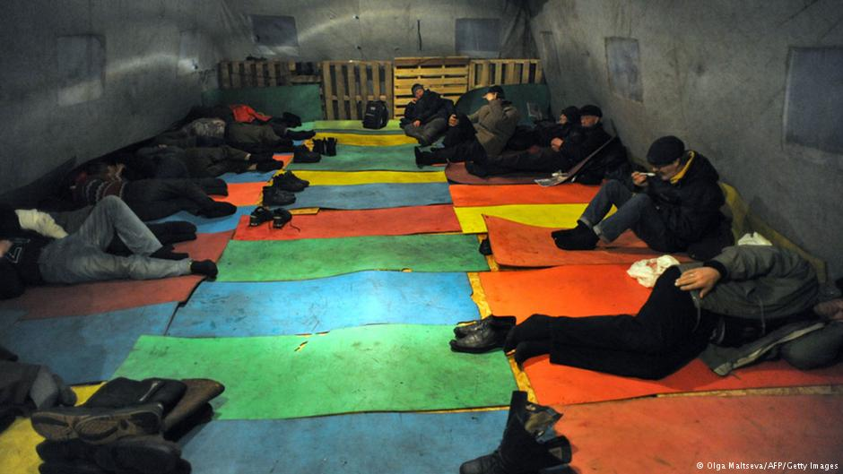 بیش از ۲۰ میلیون روس زیر خط فقر زندگی میکنند